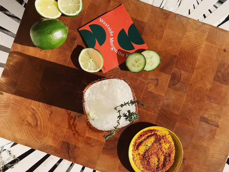 How to Make Our Westside Margarita