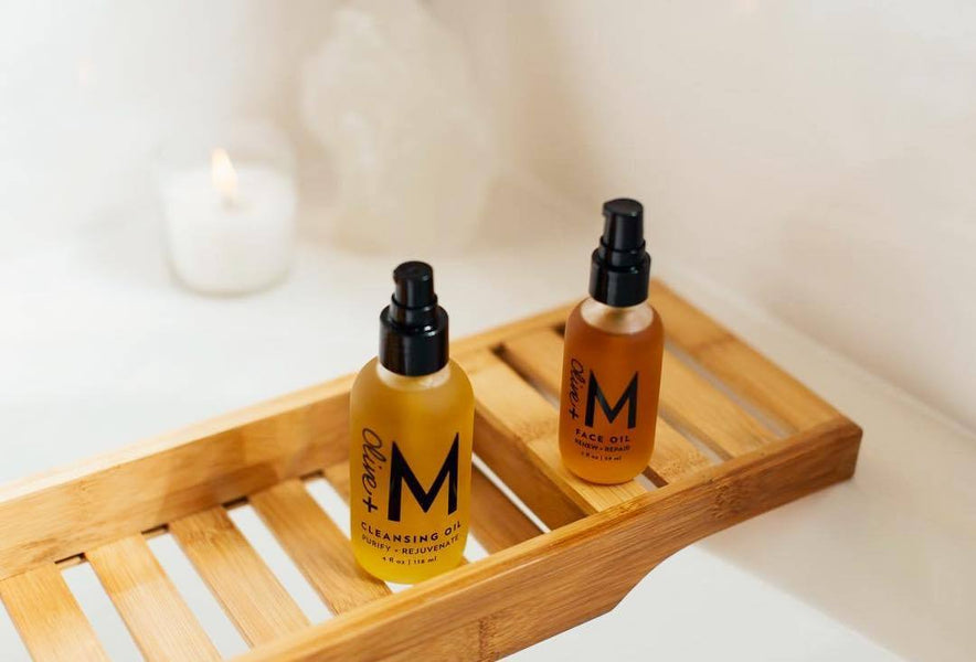 Spa Day at Home with Olive + M and Miniluxe