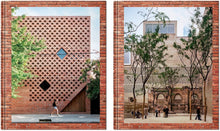 Load image into Gallery viewer, 100 Contemporary Brick Buildings / Neighborhood Goods