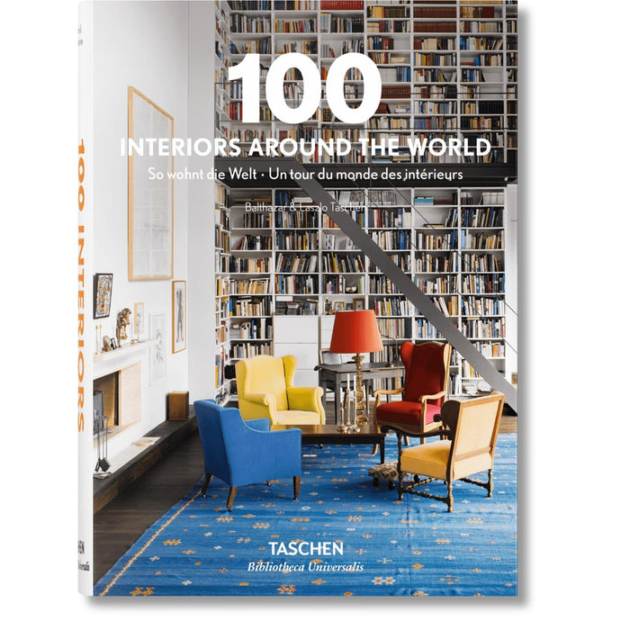 100 Interiors Around the World / Neighborhood Goods