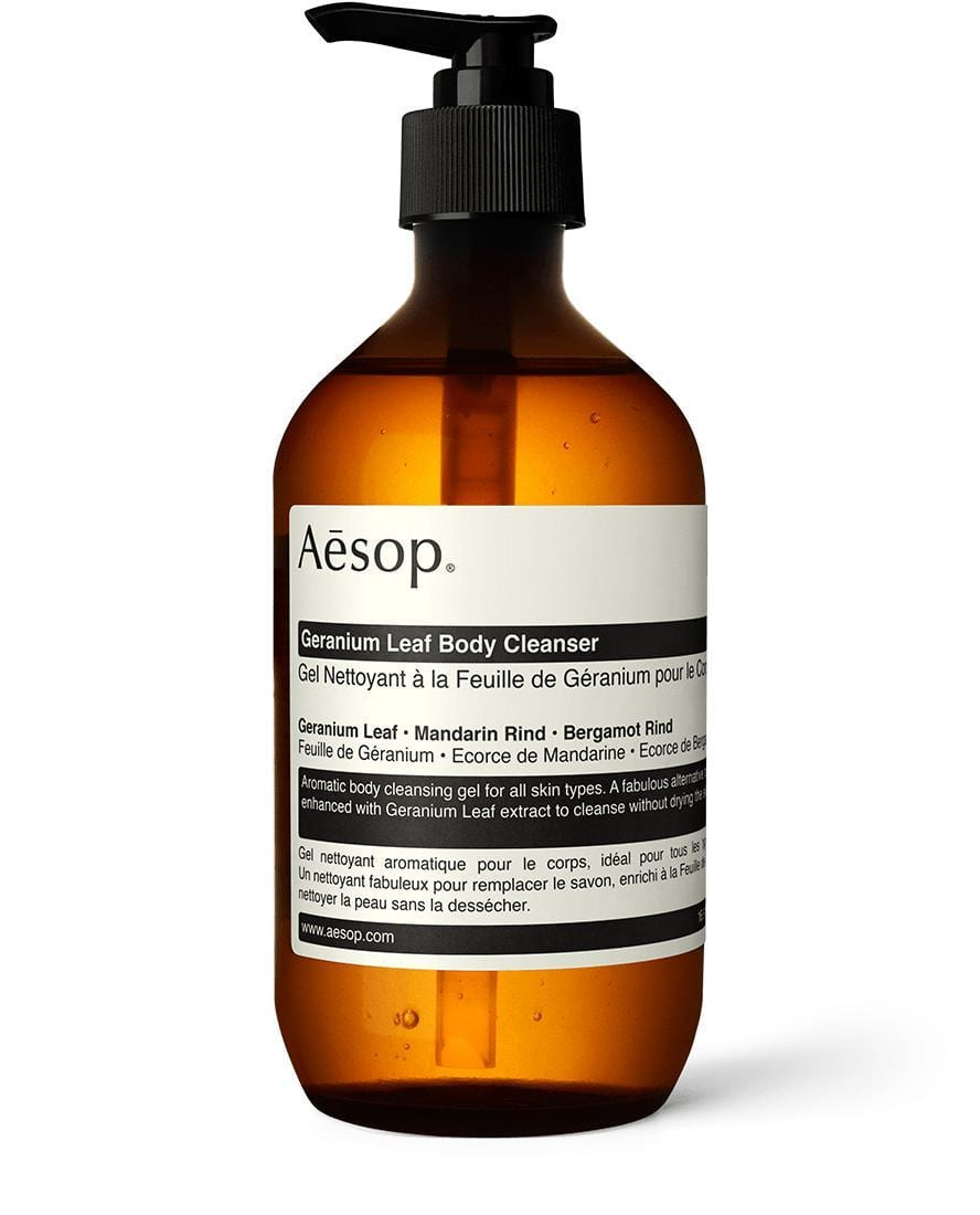Aesop Geranium Leaf Body Cleanser 500mL / Neighborhood Goods