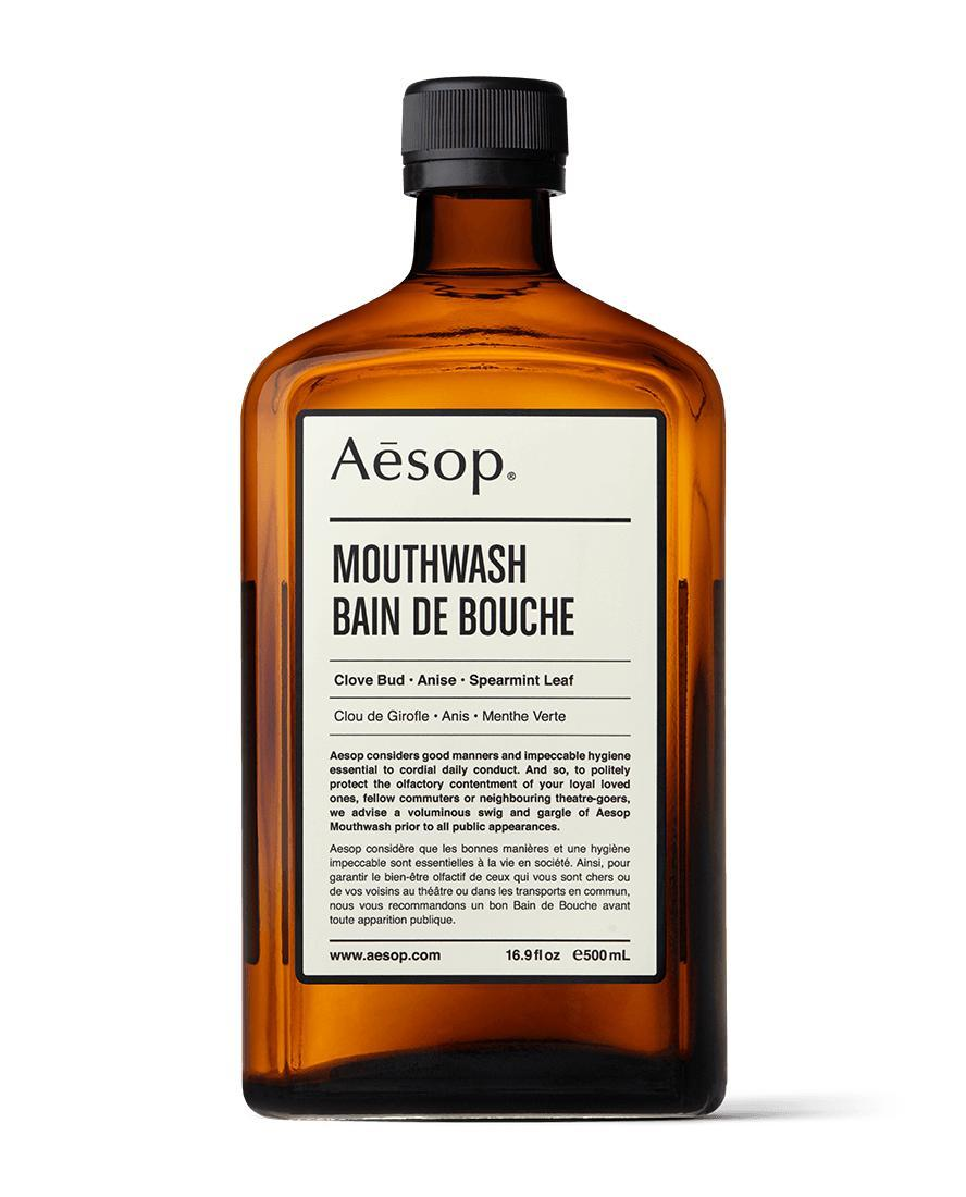 Aesop Mouthwash 500mL / Neighborhood Goods