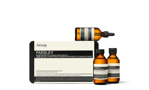Aesop Parsley Seed Anti-Oxidant Skin Care Kit / Neighborhood Goods