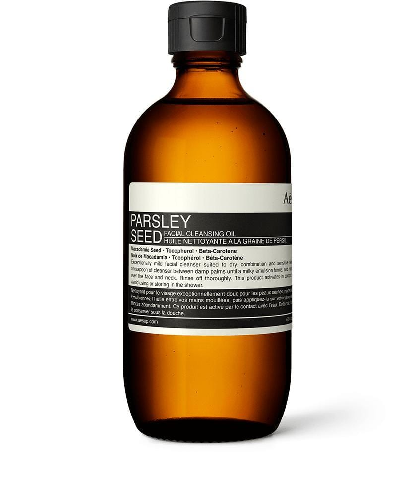 Aesop Parsley Seed Facial Cleansing Oil 200mL / Neighborhood Goods