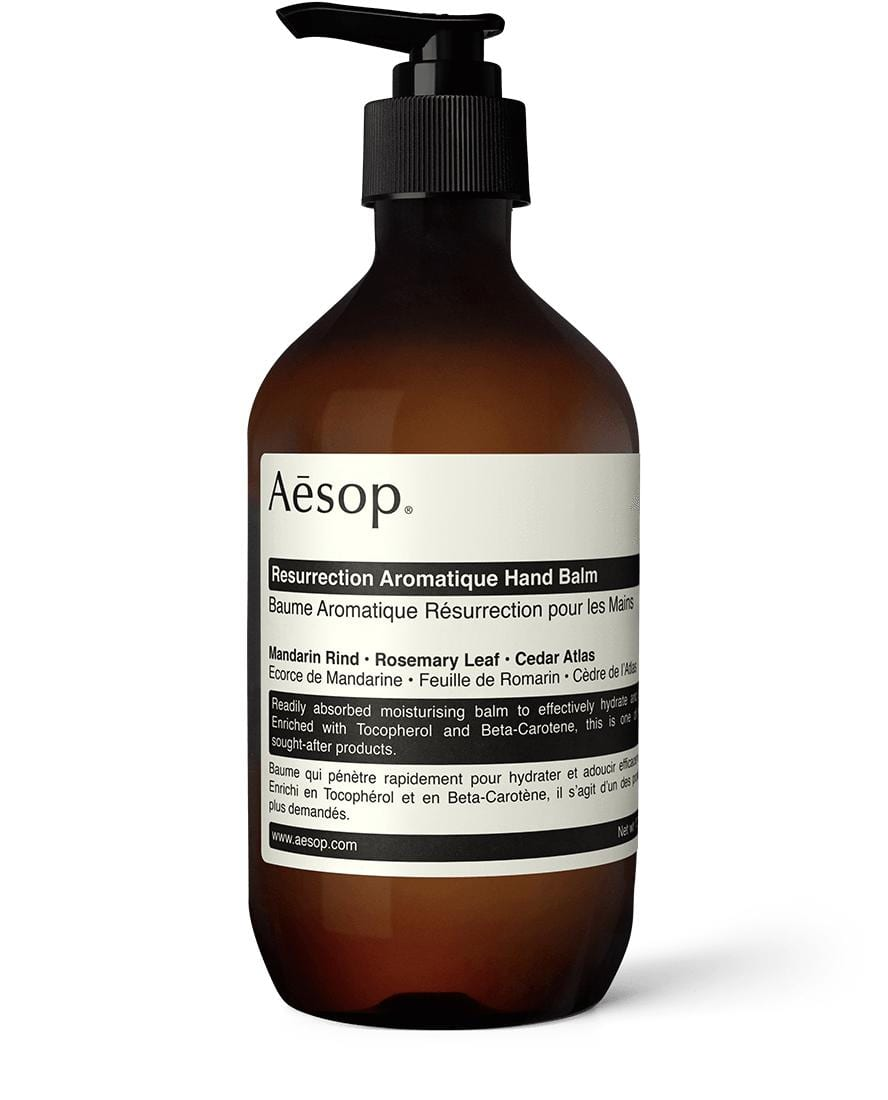 Aesop Resurrection Aromatique Hand Balm 500mL / Neighborhood Goods