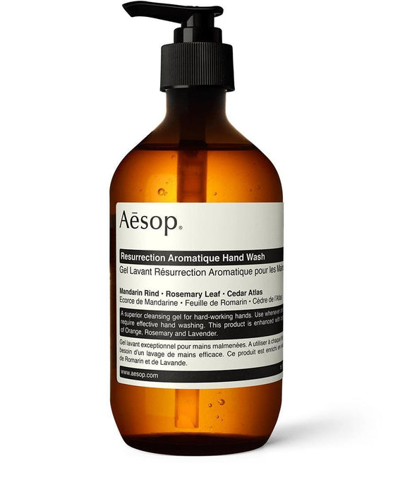 Aesop Resurrection Aromatique Hand Wash 500mL / Neighborhood Goods