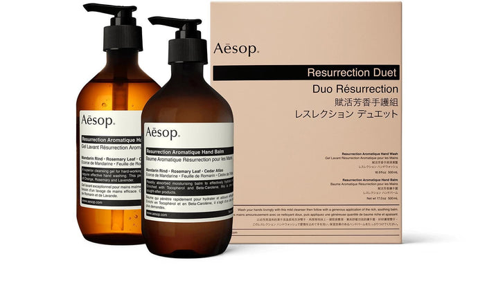 Aesop Resurrection Duet / Neighborhood Goods