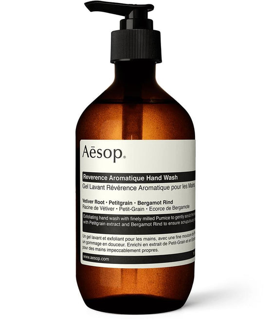 Aesop Reverence Aromatique Hand Wash 500mL / Neighborhood Goods