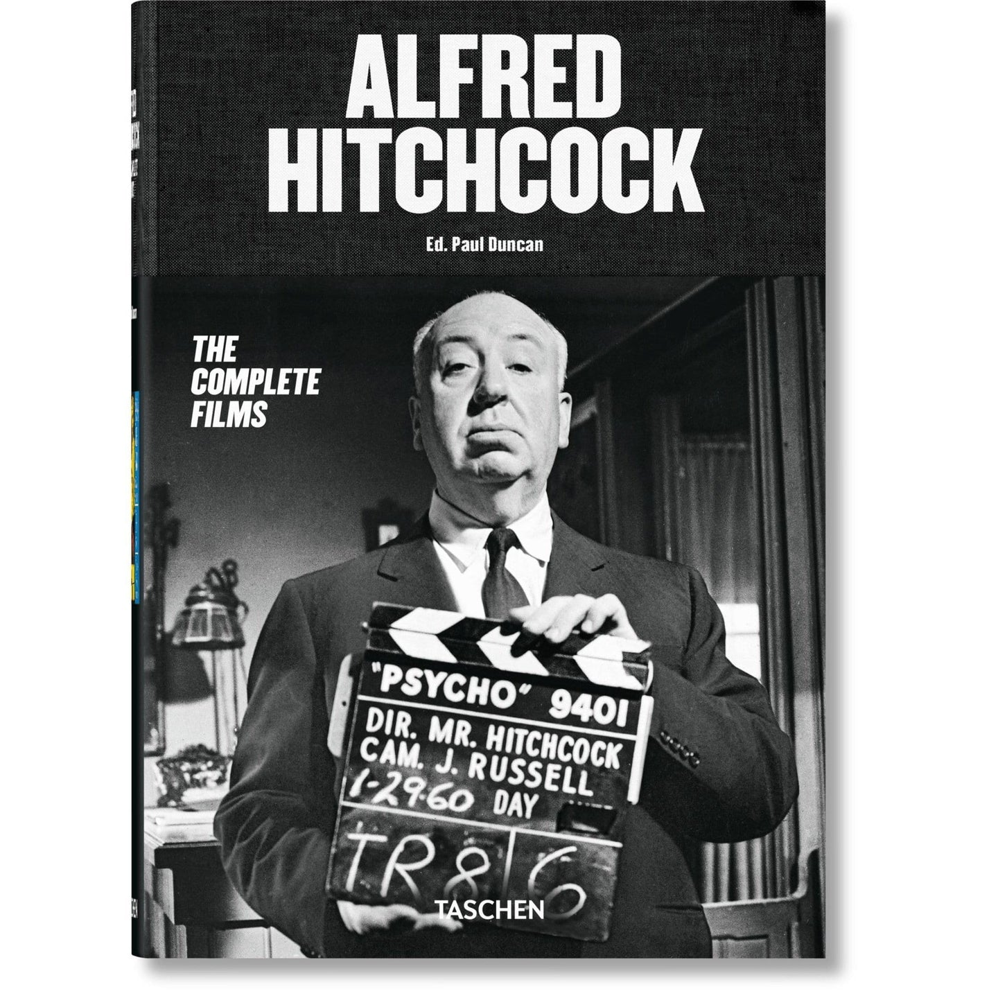 Alfred Hitchcock. The Complete Films / Neighborhood Goods