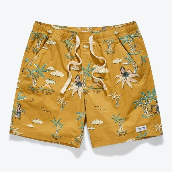 Banks Journal ATOLL - ELASTICS BOARDSHORT / Neighborhood Goods