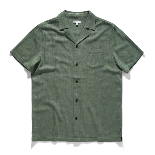 Banks Journal BRIGHTON S/S WOVEN SHIRT / Neighborhood Goods