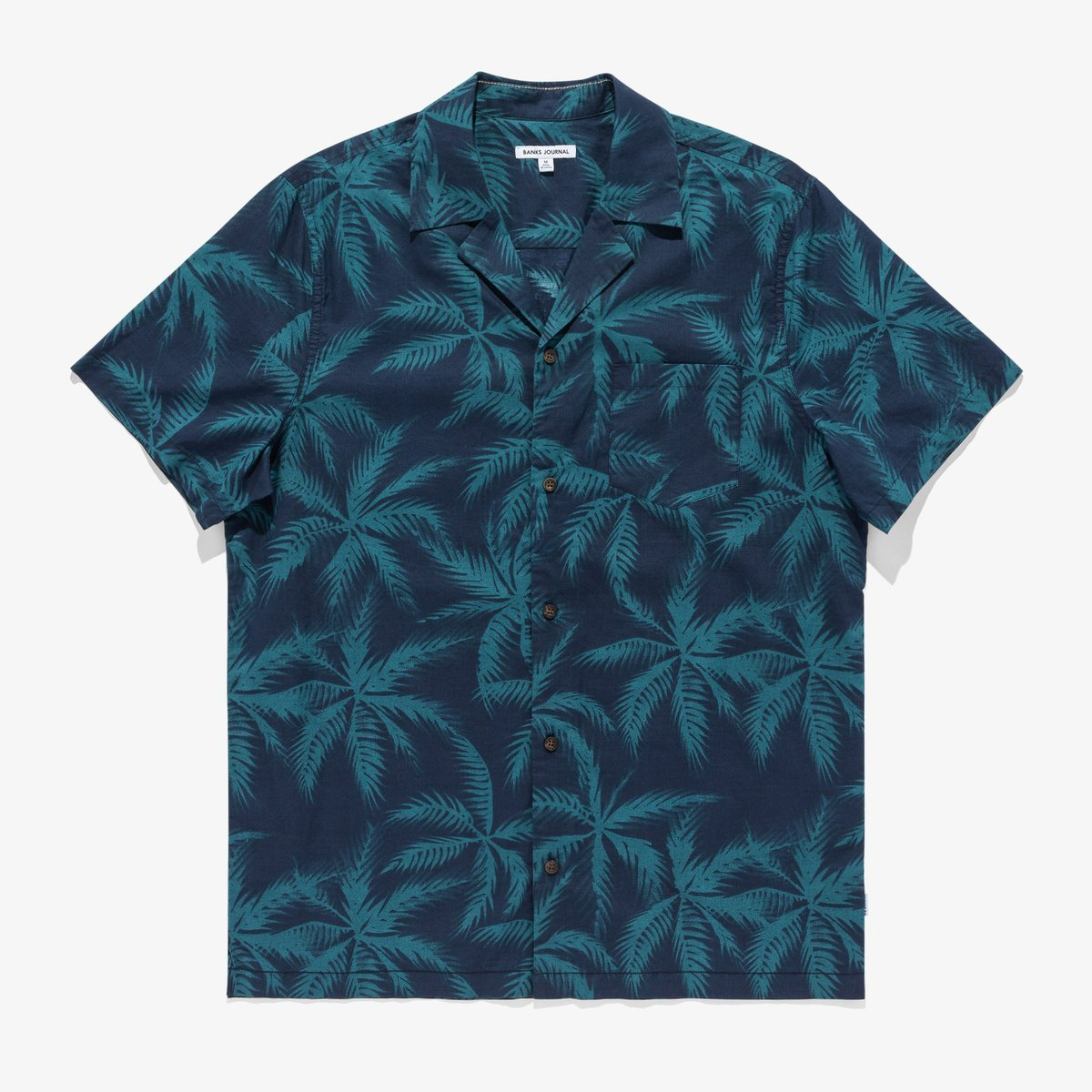 Banks Journal CUBA - S/S SHIRT / Neighborhood Goods