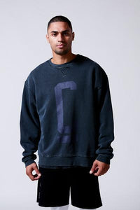 Boom Boom Crewneck Sweatshirt / Neighborhood Goods