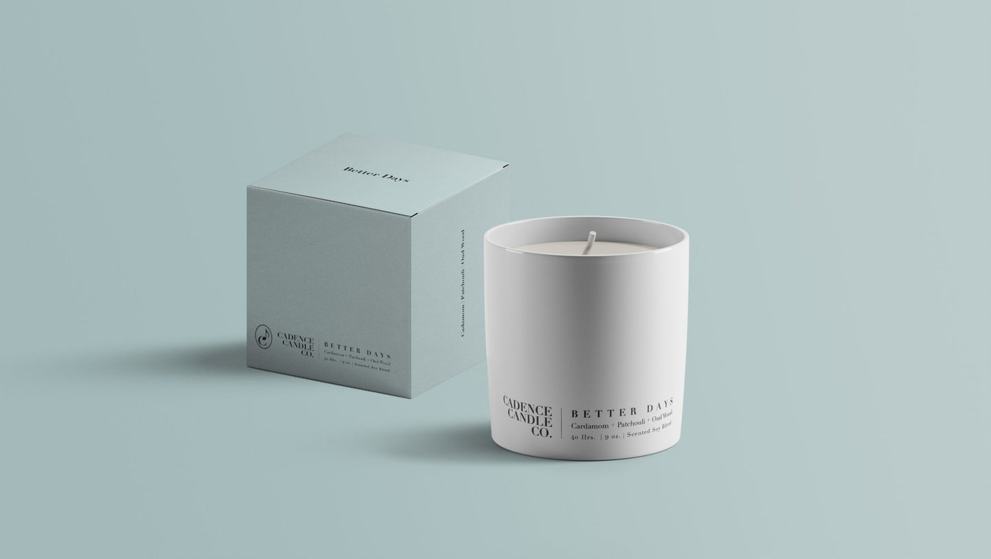 Cadence Candle Co. Better Days / Neighborhood Goods