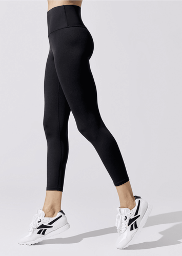 CARBON38 High Rise 7/8 Legging in Diamond Compression / Neighborhood Goods