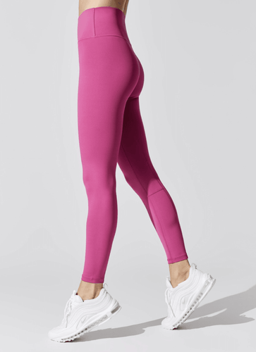 CARBON38 High Rise Full Length Legging in Diamond Compression / Neighborhood Goods