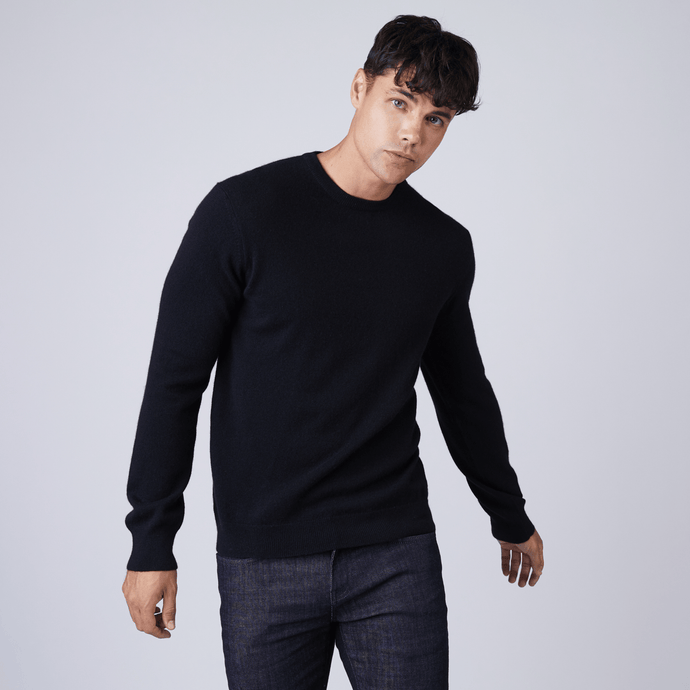 Cashmere Crewneck Sweater / Neighborhood Goods