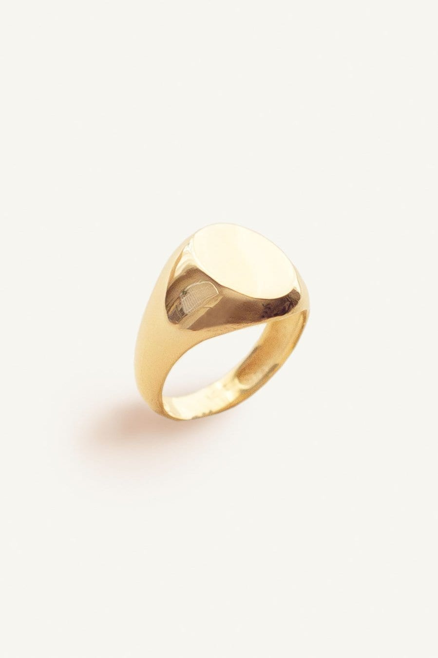 Classic Signet Ring / Neighborhood Goods
