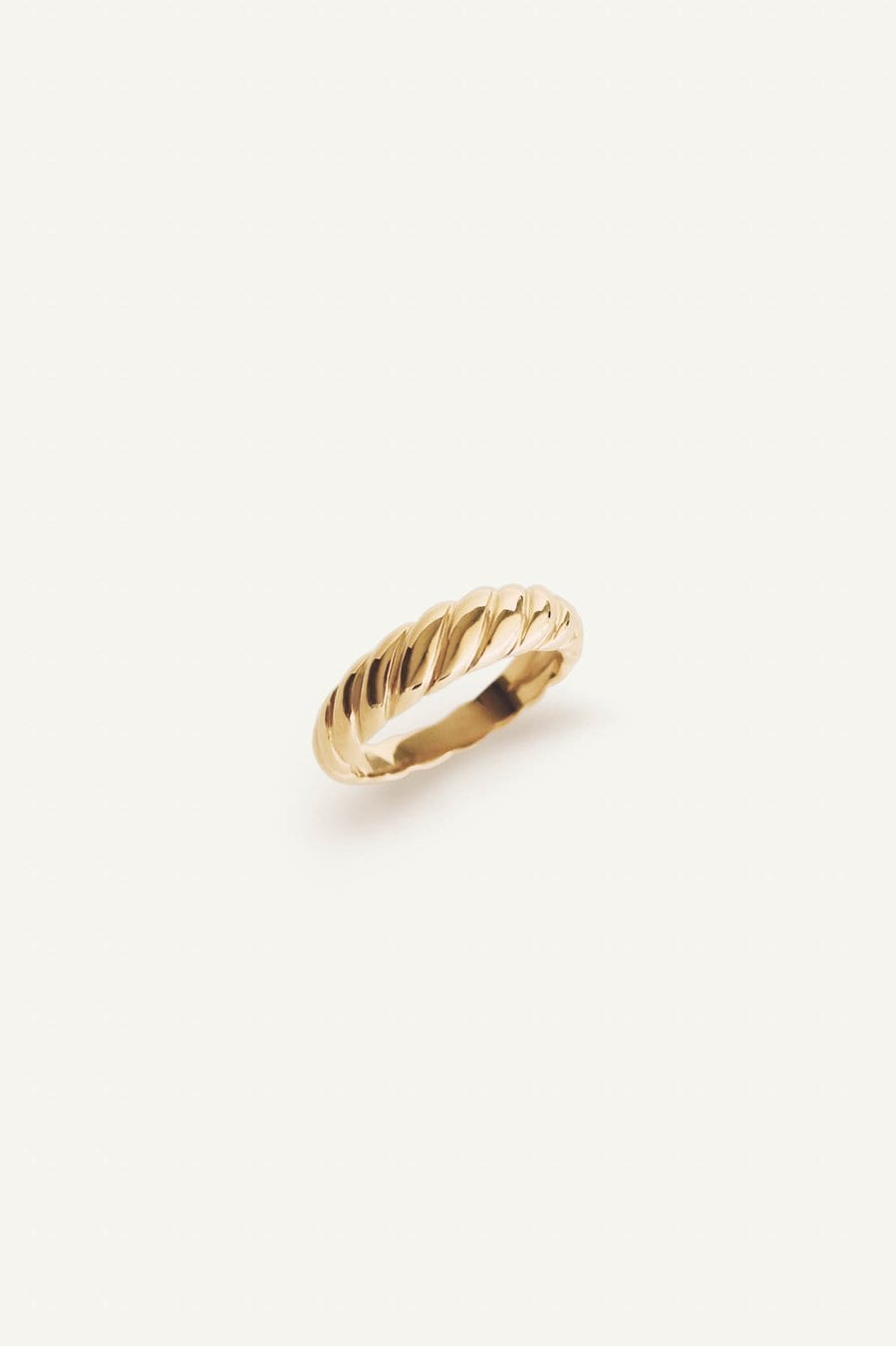 Claudine Twist Ring / Neighborhood Goods