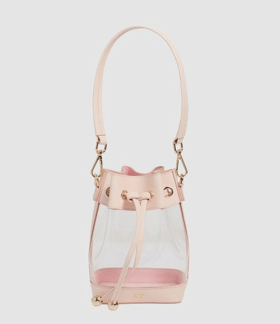Clear Bucket Bag / Neighborhood Goods