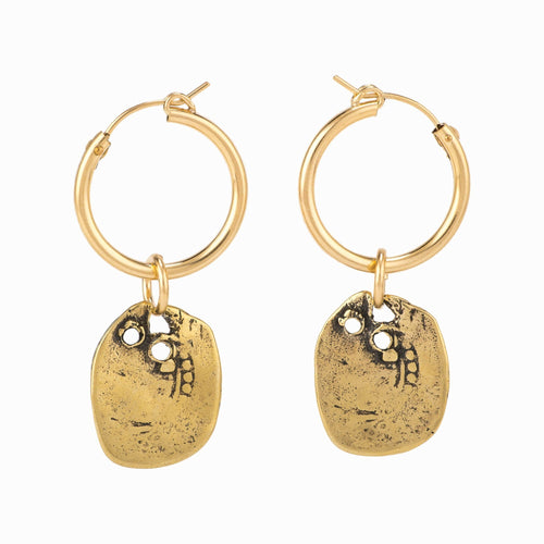 Clover Earrings / Neighborhood Goods