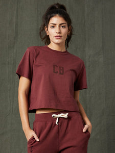 Crop Cut Tee / Neighborhood Goods