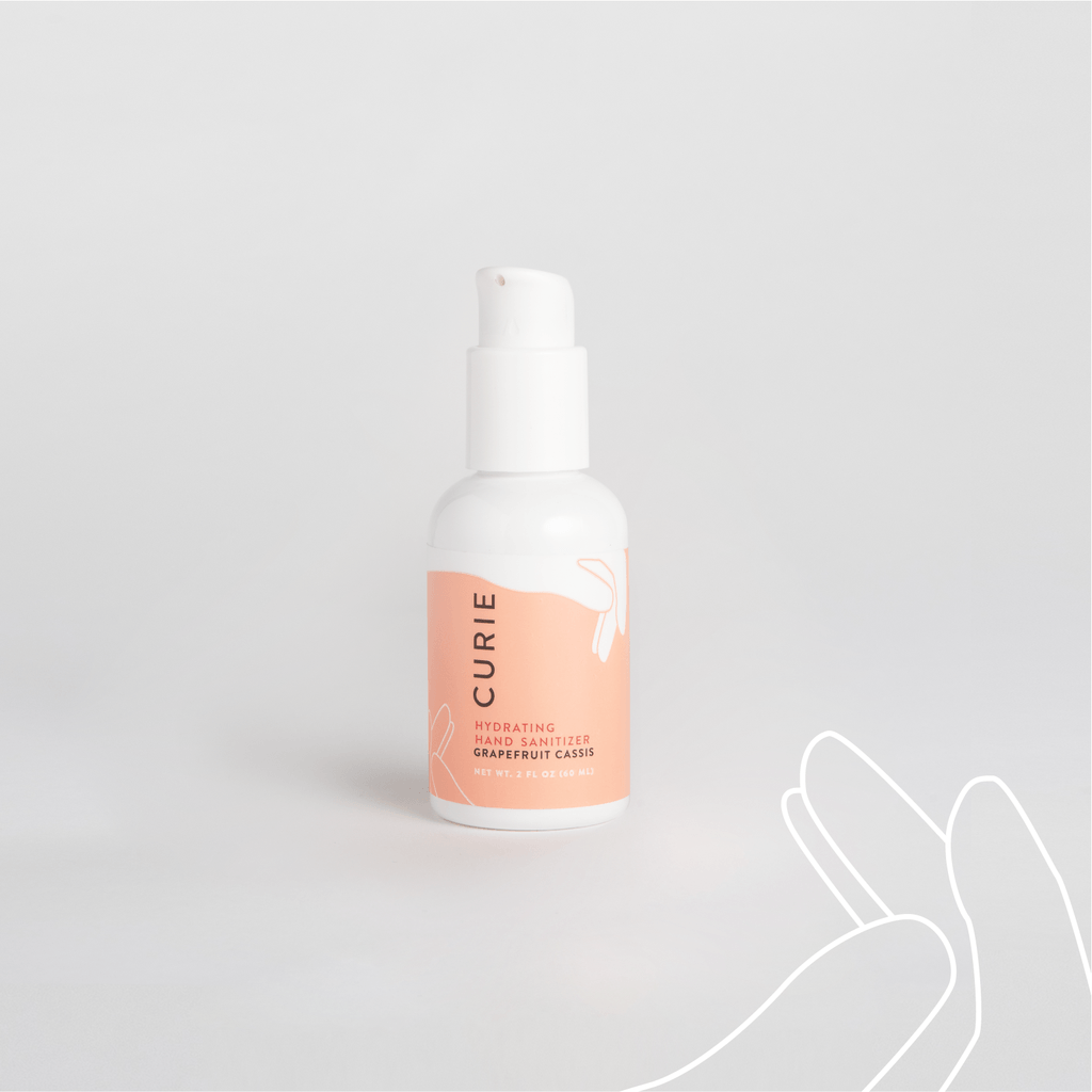 Curie Grapefruit Hydrating Hand Sanitizer / Neighborhood Goods
