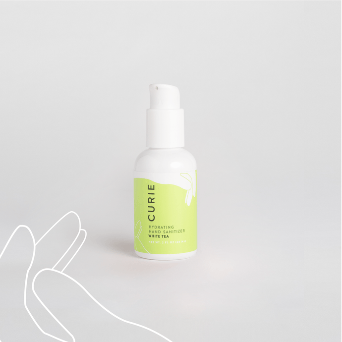 Curie White Tea Hydrating Hand Sanitizer / Neighborhood Goods