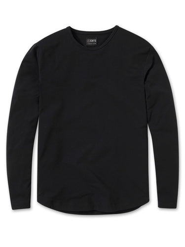 CUTS L/S Crew Curve-Hem / Neighborhood Goods