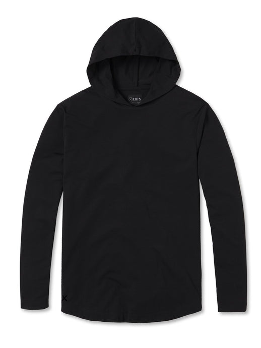 CUTS L/S Hooded Curve-Hem / Neighborhood Goods