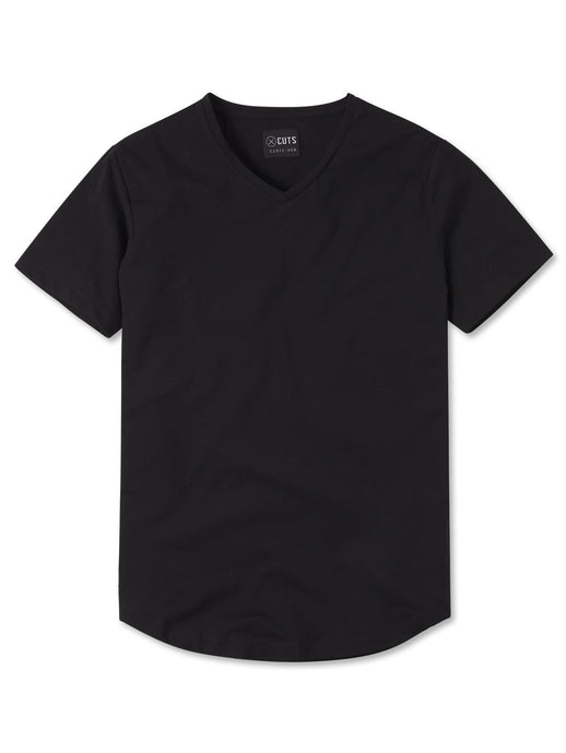 CUTS V-Neck Curve-Hem / Neighborhood Goods
