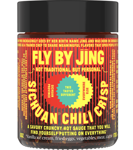 Fly By Jing Sichuan Chili Crisp / Neighborhood Goods