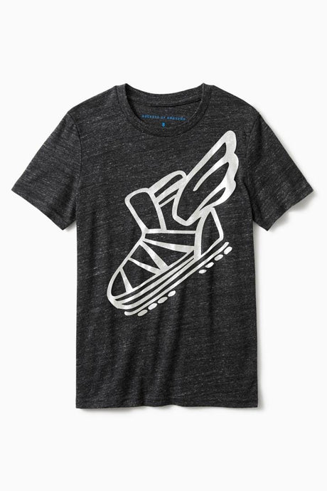 Flying Sneaker Foil Tee / Neighborhood Goods