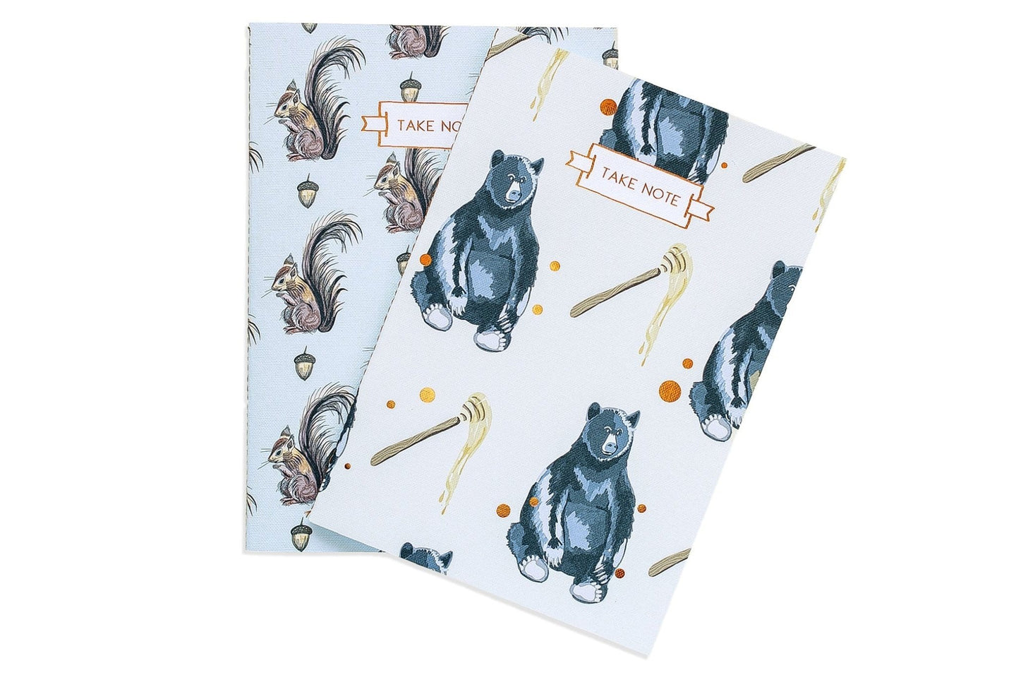 Forest Creatures Notebook Duo / Neighborhood Goods