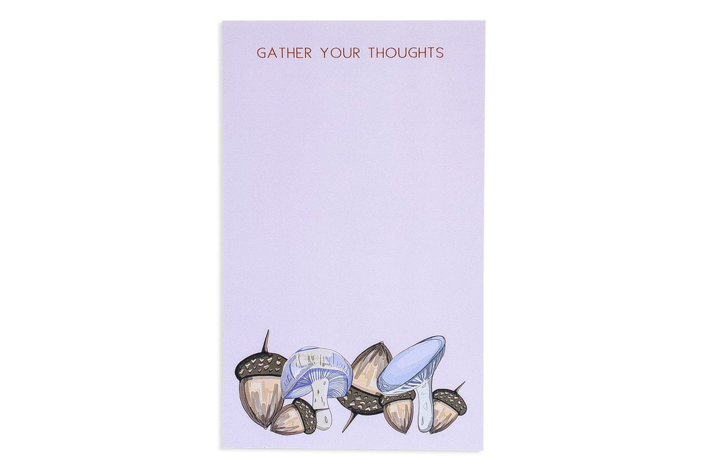 Gather Your Thoughts Notepad / Neighborhood Goods