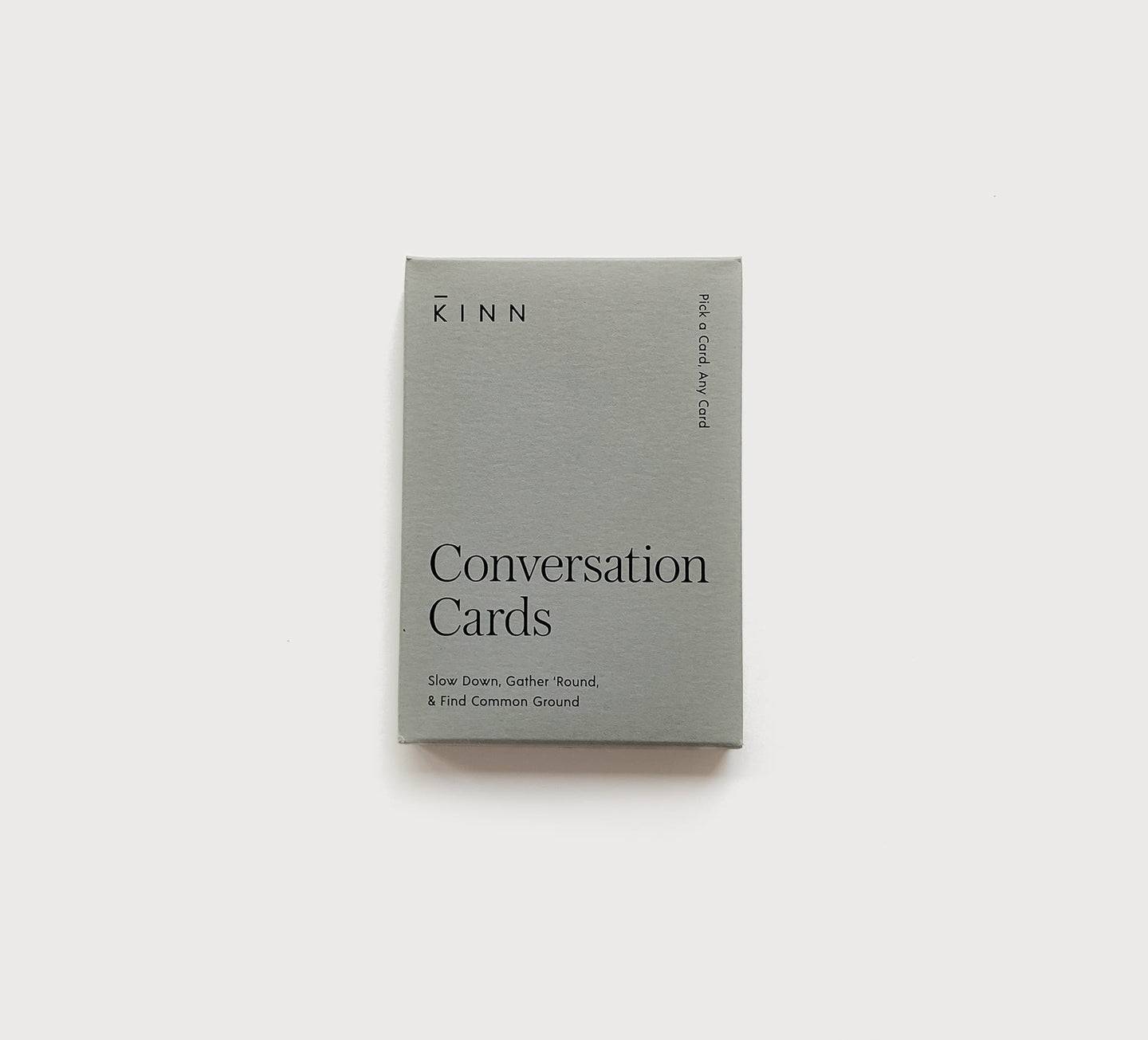 Kinn Home Conversation Cards / Neighborhood Goods