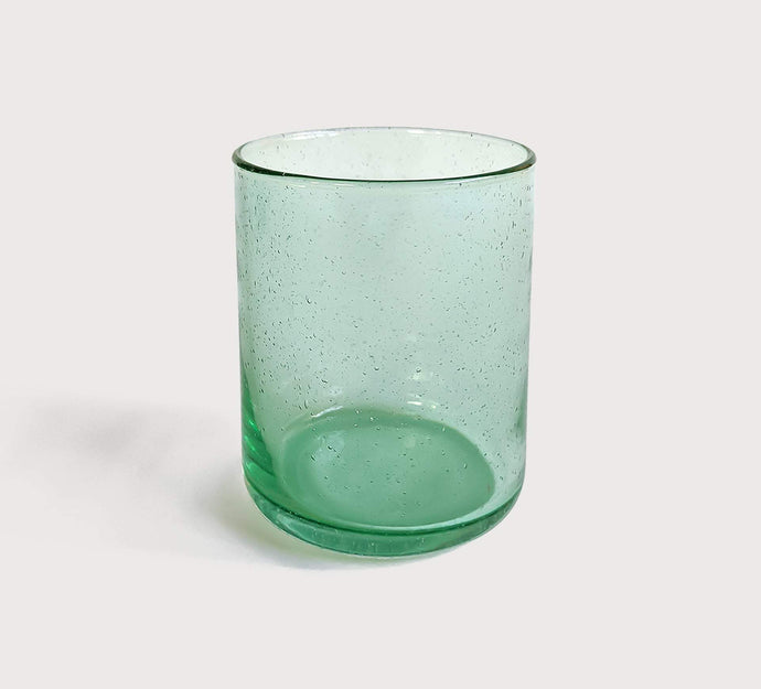 Kinn Home Set of 6 Large Jade Glasses / Neighborhood Goods
