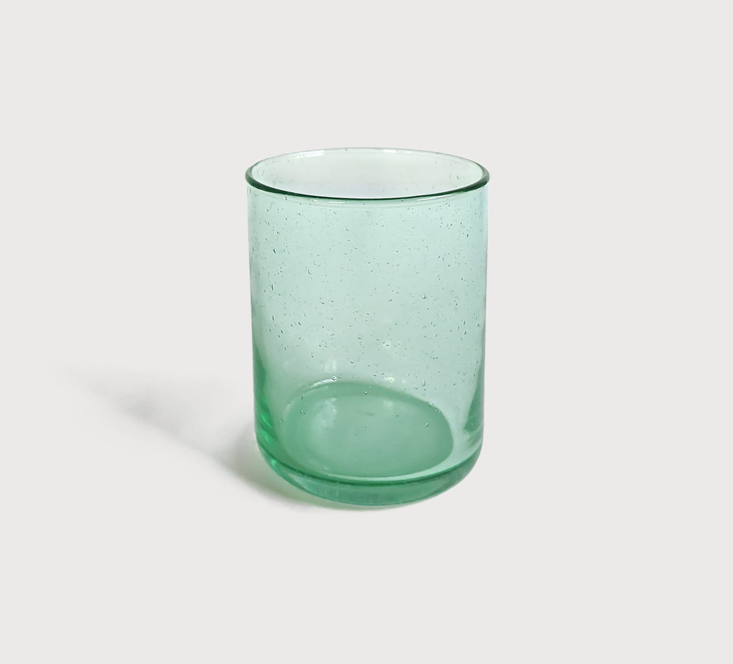 Kinn Home Set of 6 Small Jade Glasses / Neighborhood Goods