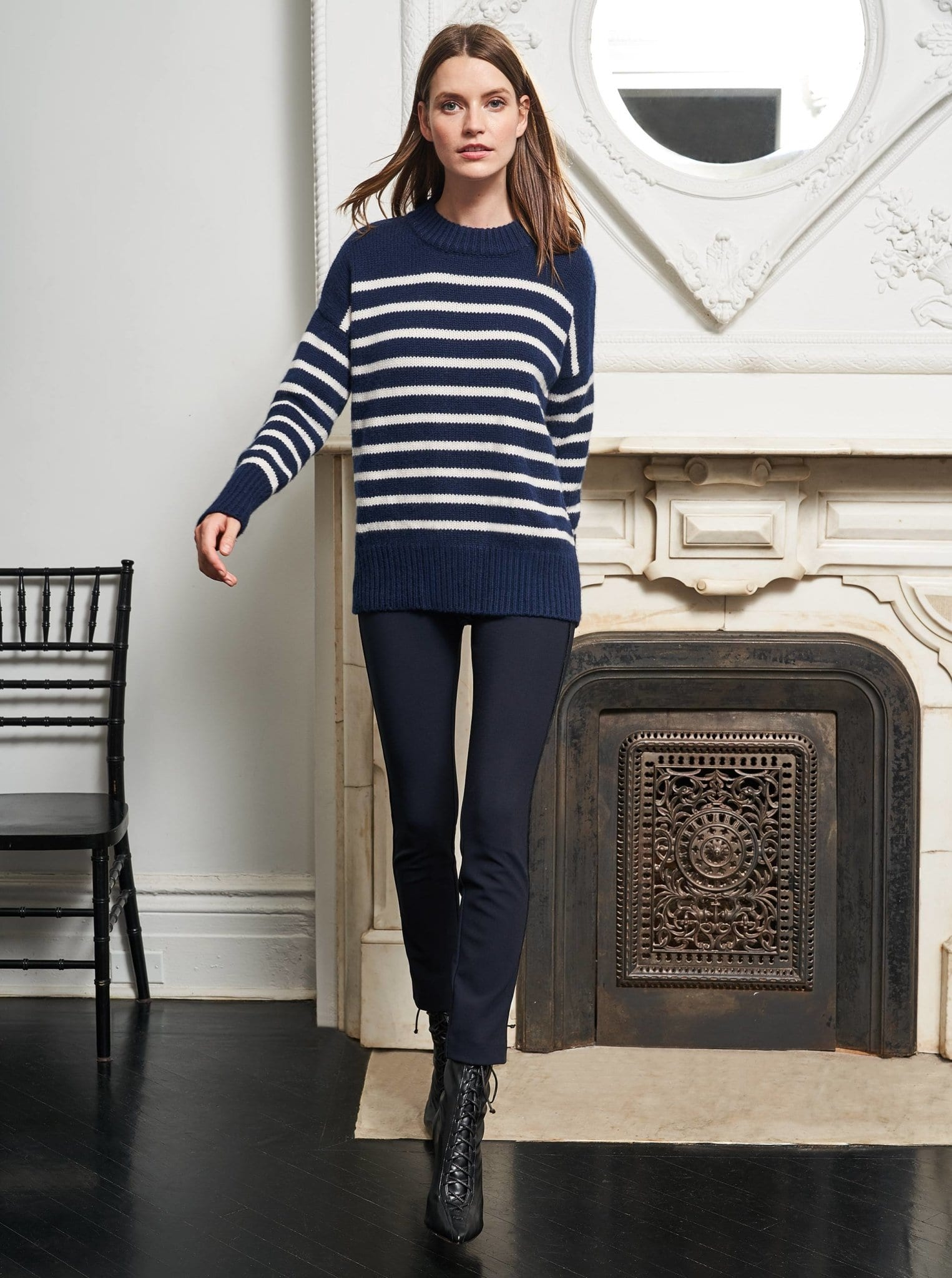 La Ligne Marin Sweater / Neighborhood Goods