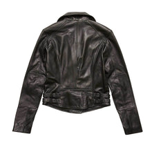 Load image into Gallery viewer, Leather Moto Jacket / Neighborhood Goods