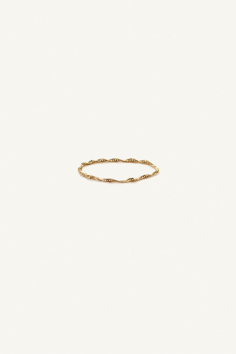 Lovers & Friends Chain Ring / Neighborhood Goods