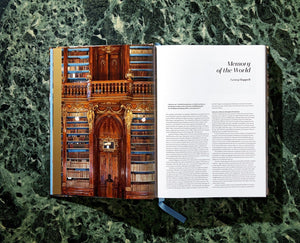 Massimo Listri. The World's Most Beautiful Libraries / Neighborhood Goods