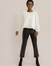 Load image into Gallery viewer, Modern Citizen Tori Gathered Swing Blouse / Neighborhood Goods