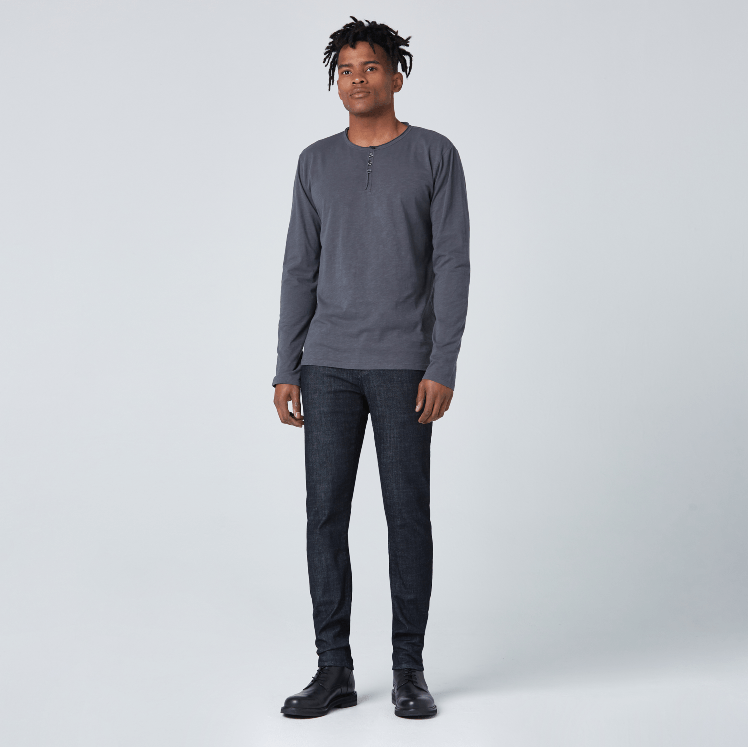 Modern Crew Henley / Neighborhood Goods
