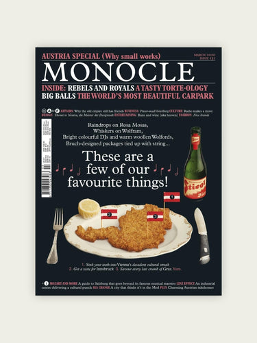 Monocle Issue 131 March 2020 / Neighborhood Goods