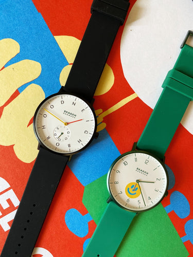 Neighborhood Goods SKAGEN x Neighborhood Goods Aaren Watch / Neighborhood Goods
