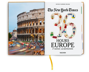 NYT 36 Hours Europe 3rd Edition / Neighborhood Goods