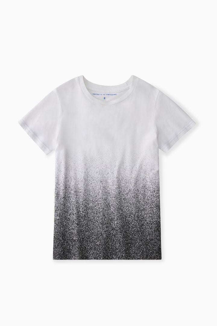 Ombre Inkblot Tee / Neighborhood Goods
