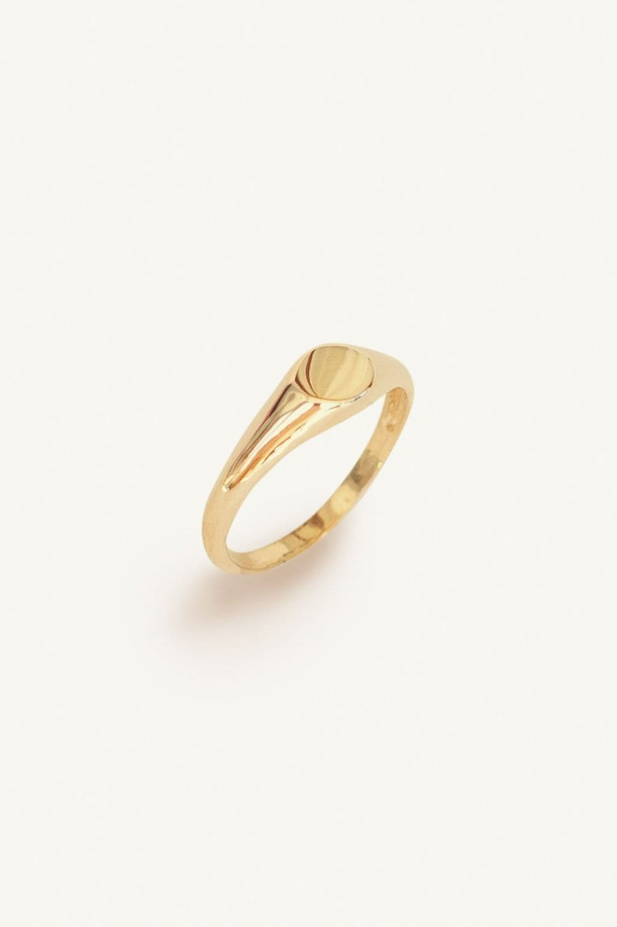 Petite Signet Ring / Neighborhood Goods