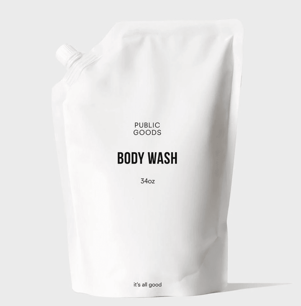 Public Goods Body Wash Refill / Neighborhood Goods